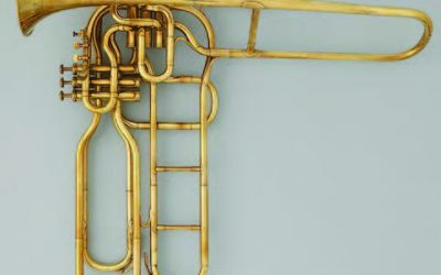 The Acoustics of Brass Musical Instruments – by Thomas R. Moore