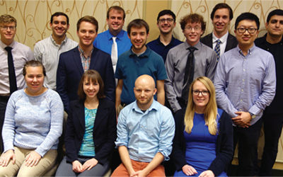Student Council of the Acoustical Society of America – Tyler J. Flynn and Sarah M. Young