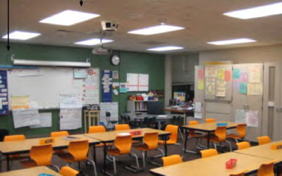 Building a Sound Future for Students- Considering the Acoustics in Occupied Active Classrooms – Laura C. Brill