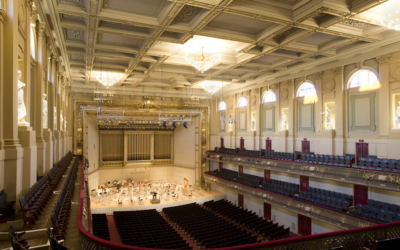 The Art of Concert Hall  Acoustics: Current Trends  and Questions in Research  and Design – Kelsey A. Hochgraf